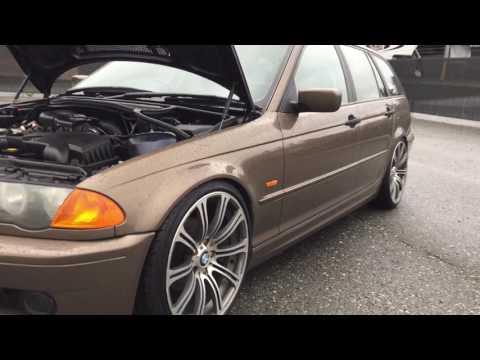 "2000 BMW 318iT Wagon, RHD Touring model 1.8L DOHC, Auto, 19"" M series wheels, M3 ground effects"