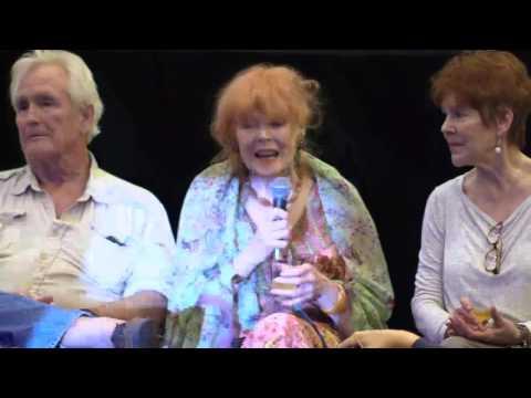 Dark Shadows 50th Anniversary Cast Q and A  Part1