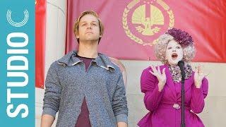 The Hunger Games Musical: Mockingjay Parody   Peeta's Song