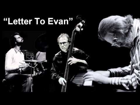 Bill Evans Trio -  Rising Sun Jazz Club - Montreal - Letter To Evan online metal music video by BILL EVANS (PIANO)