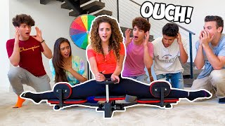 How Far Can You SPLIT CHALLENGE! w/ Sofie Dossi