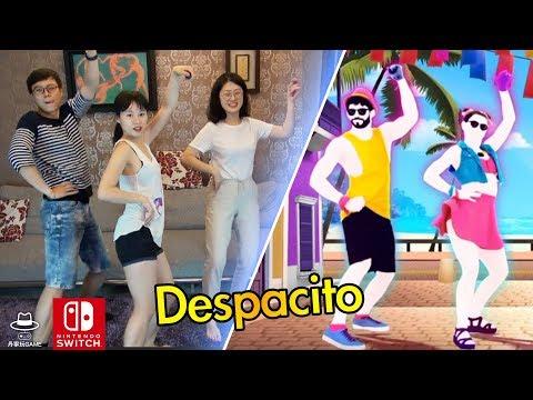 Just Dance 4人玩
