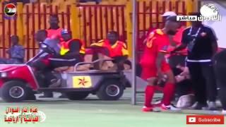 اهداف مباراة المريخ و تفرغ زينة الموريتاني 2-2 كاملة اليوم 4-3-2017 دوري ابطال العرب 2017