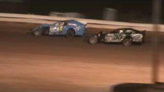 Open Wheel Racing At Dixieland Dirt Track In Cottonwood, AL  7/11/09