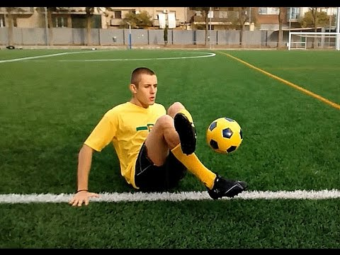 Jose Ferreras - Futbol Freestyle