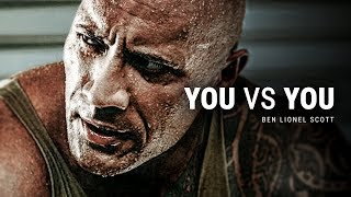 YOU VS YOU - Best Motivational Video