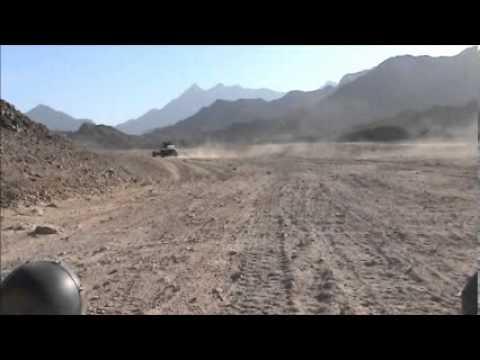 Safari Hurghada Desert Race.wmv