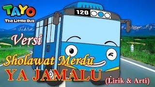 YA JAMALU Versi TAYO Bus Kecil | YA JAMALU NISSA SABYAN Cover Tayo Lirik Dan Arti | Sabyan Ya Jamalu