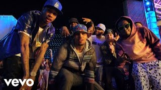 Video Loyal de Chris Brown feat. Lil Wayne y Tyga