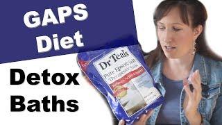 GAPS Diet Detox Baths 101