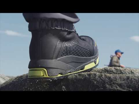 Hodgman Vion H-Lock Wade Boot (Wadetech / Felt) filctalpas gázlóbakancs videó