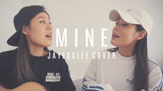 MINE   BAZZI (Jayesslee Cover) Available on Spotify and iTunes