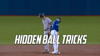 MLB | Hidden Ball Tricks | Part 2