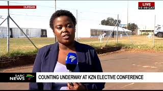 UPDATE: Vote counting underway at ANC KZN Elective Conference | Kholo.pk