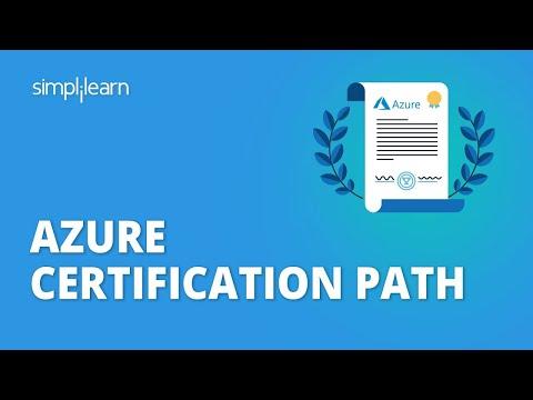 Azure Certification Path | Azure Certification Roadmap | Azure ...