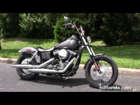 2014 Harley Davidson Street Bob Review