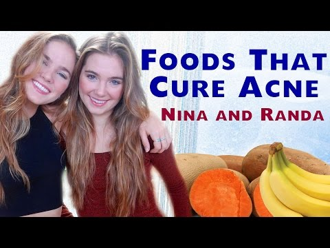 Video Foods that CURE ACNE