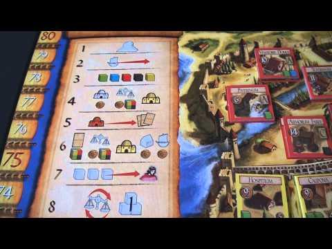 Drakkenstrike's Constantinopolis Components Breakdown Video Review in HD