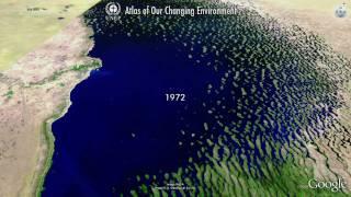 Lake Chad: UNEP & Google Earth highlights environmental change