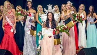 Miss World Denmark 2016 Crowning Moment