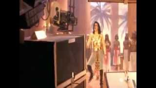 """Michael Jackson """"Making Of Remember The Time"""""""