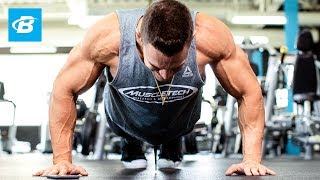 Abel Albonetti's Meanest Chest Workout by Bodybuilding.com