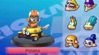 MII RACERS! - Mario Kart 8 Deluxe