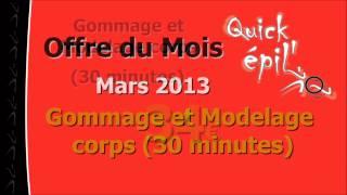 Gommage Corps, Modelage Corporel, Massage Bien être Sans But Thérapeutique