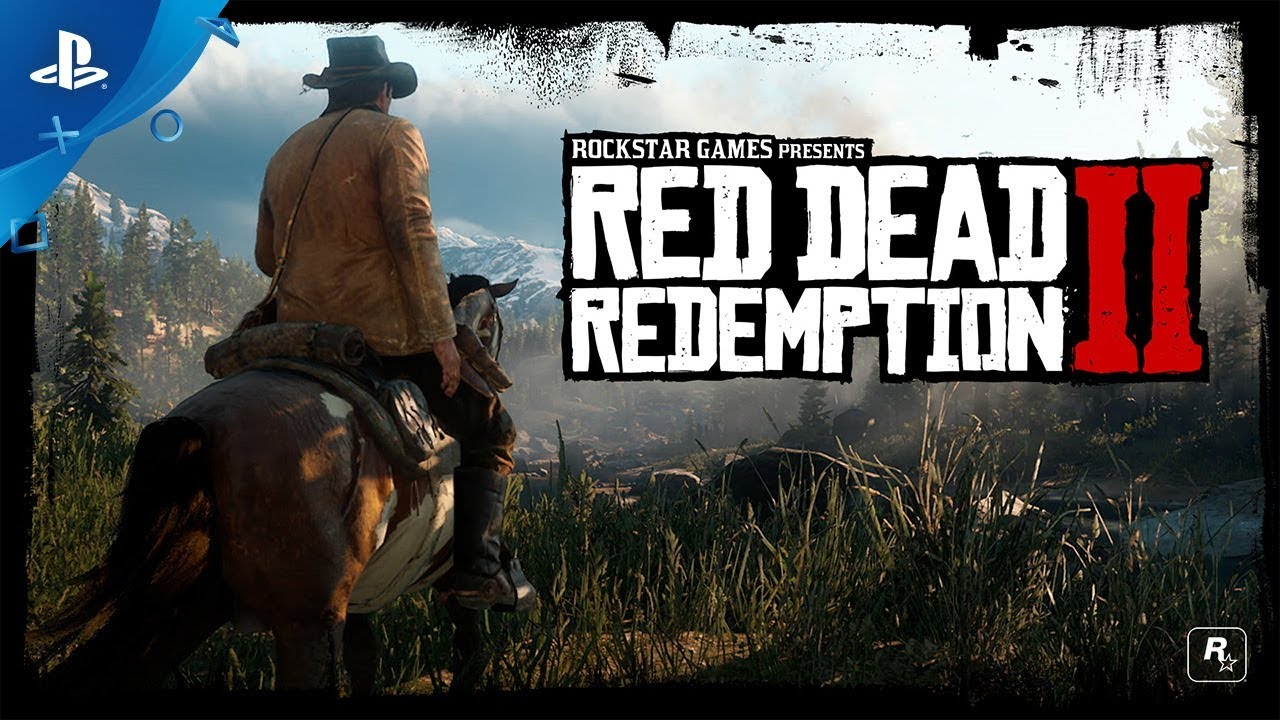 Check Out Rockstar's New Red Dead Redemption 2 Trailer