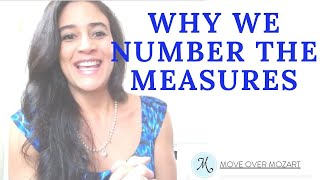 HOW TO PLAY THE PIANO || HOW TO NUMBER YOUR MEASURES ||