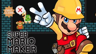 Playing Super Mario Maker 2 EARLY! (but it's not 2... or early...)
