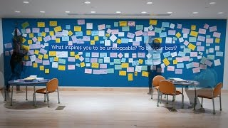 Inspiration Wall Timelapse | Boston Childrens Hospital