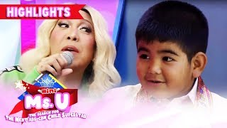 Yorme insists Vice to tell his true age | It's Showtime Mini Miss U