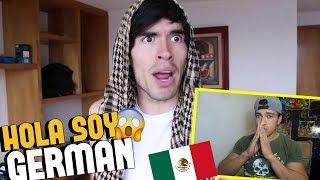 Hola Soy German - AMIGOS CON DERECHO // MEXICANO REACCIONA A HOLA SOY GERMAN