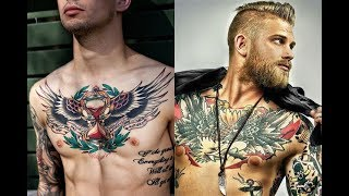 Best Chest Tattoos For Men 2018