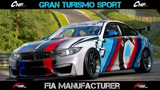 GT Sport - FIA Manufacturer (Tire Wear & Fuel)