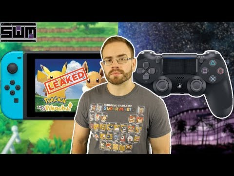 Pokemon Let's Go LEAKS Online And Was A PlayStation 5 Feature Patented?   News Wave