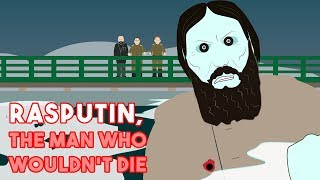 Rasputin, the man who wouldn't die (Strange Stories)