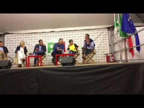 L'intervento del segretario Cisl Lo Bianco al dibattito sul turismo alla Festa dell'Unità di Torino