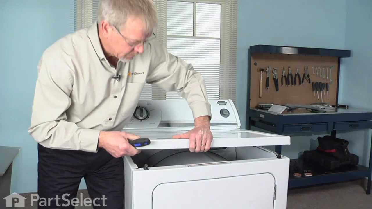 Replacing your Kenmore Dryer Idler Pulley Assembly