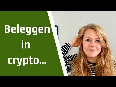 Video: Beleggen in Cryptocurrencies – ik doe het niet!