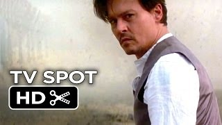 Transcendence TV SPOT  Collide 2014  Johnny Depp SciFi Movie HD