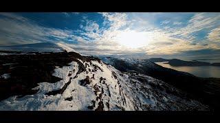 Exploring Sulafjellet ( Dji long range fpv 7inch )