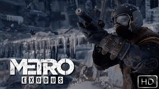 Metro Exodus 2019 (PS4) (Xbox One)(PC) Trailer