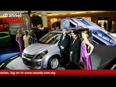 Mazda8 Launch