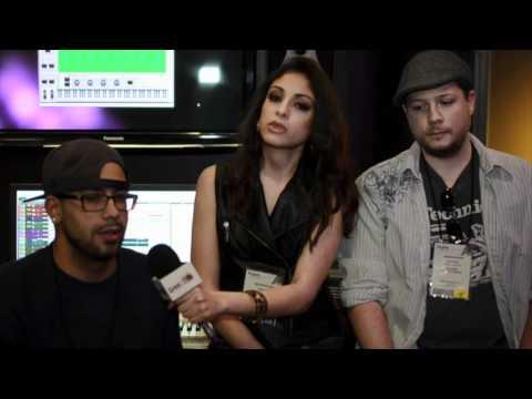 NAMM 2012: Speel iT Show talks with Drew Adams & Andrew Wuepper of Pensado's Place