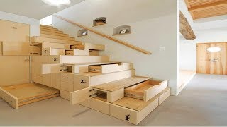 Great Space Saving Ideas   Smart Furnitures