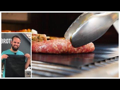 Grillmatte - Nie wieder Grill reinigen? Die Grillmatten im Test!