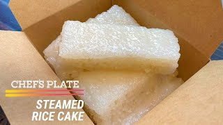 Rediscovering An 80-Year-Old Family Recipe For Rice Cake