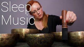 Qi Music Meditation for Balance   Himalayan Singing Bowls [ASMR]